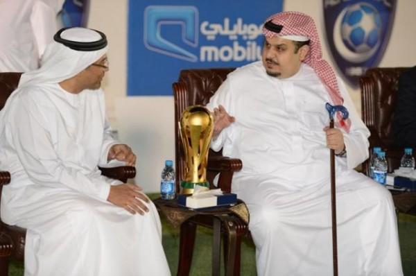 الأمير عبدالرحمن بن مساعد 1