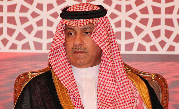 الأمير عبدالعزيز بن عبدالله بن عبدالعزيز نائب وزير الخارجية