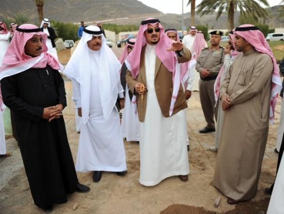 الأمير عبد الله بن خالد بن عبد الله آل سعود مساعد رئيس الهيئة العليا لتطوير منطقة حائل