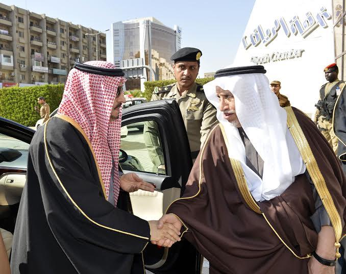 الأمير فيصل بن بندر بن عبدالعزيز أمير منطقة الرياض1
