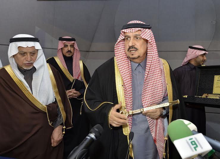 الأمير فيصل بن بندر بن عبدالعزيز أمير منطقة الرياض16