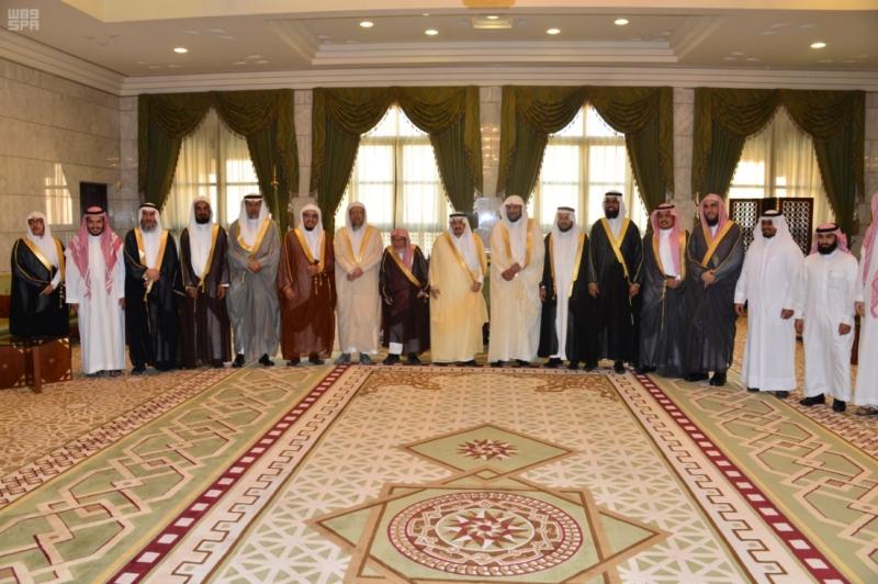 الأمير فيصل بن بندر يدشن الهوية الجديدة لجمعية تحفيظ القرآن الكريم بالرياض 1