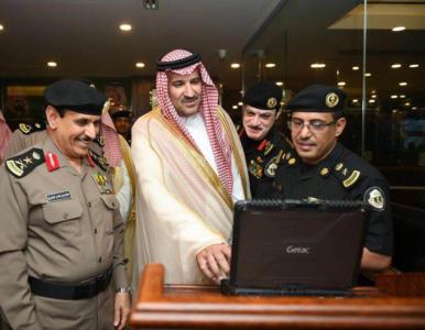 الأمير فيصل بن سلمان  يشيد بجهود رجال الامن