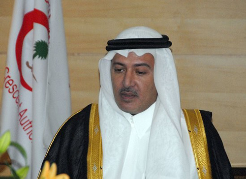 الأمير فيصل بن عبدالله بن عبدالعزيز - رئيس هيئة الهلال الأحمر السعودي