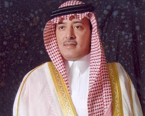 الأمير فيصل بن عبدالله بن عبدالعزيز رئيس هيئة الهلال الأحمر السعودي