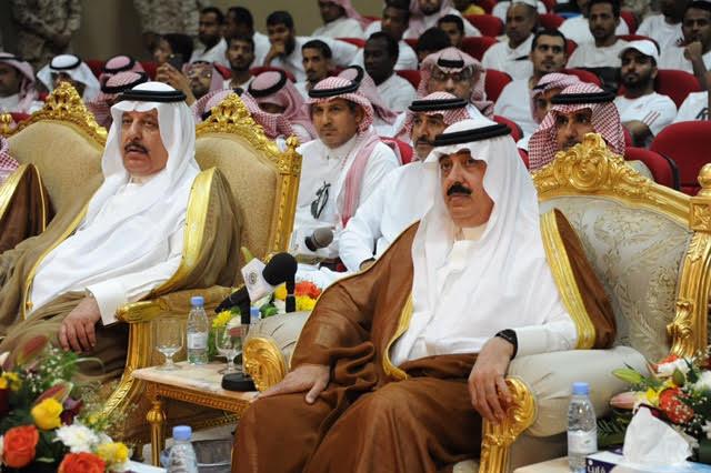 الأمير متعب بن عبدالله يدشن مجمع المنشآت الرياضية بخشم العان9