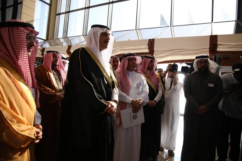 الأمير محمد بن فهد يدشن مركز الأمير نايف للتسامح والسلام وكرسي النانو (3)