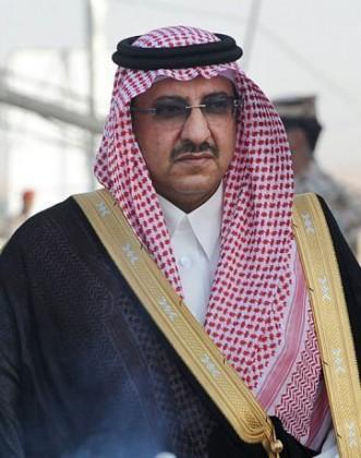الأمير محمد بن نايف بن عبدالعزيز وزير الداخلية