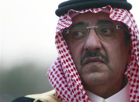 الأمير محمد بن نايف - وزير الداخلية 2
