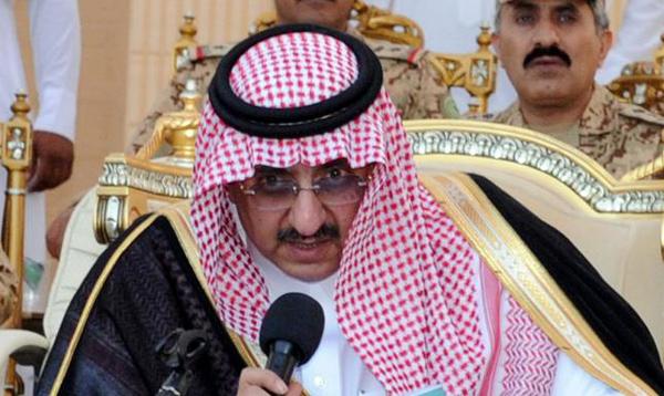 الأمير محمد بن نايف - وزير الداخلية