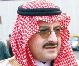 الأمير محمد بن نواف