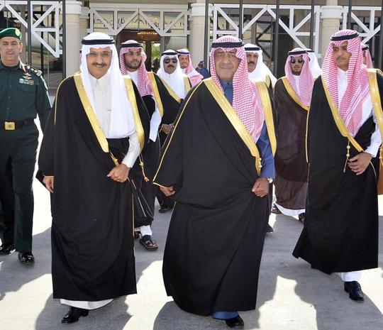 الأمير مقرن بن عبدالعزيز آل سعود النائب الثاني لرئيس مجلس الوزراء