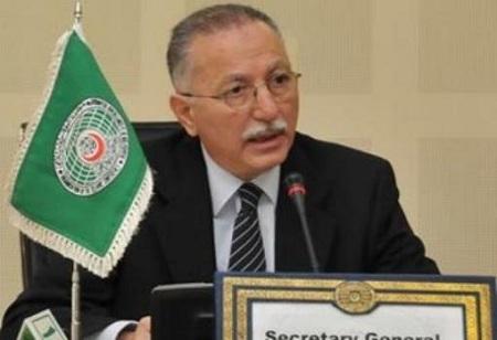 الأمين-العام-لمنظمة-التعاون-الإسلامى-أكمل-الدين-إحسان-أوغلو