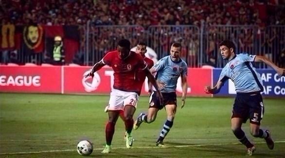 تعادل الأهلي المصري والترجي التونسي في دوري أبطال أفريقيا