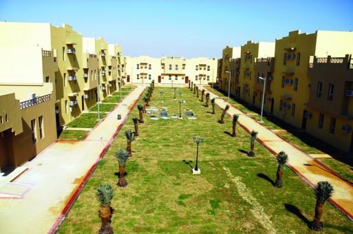 الإسكان الخيري لمؤسسة الأمير محمد بن فهد (1)