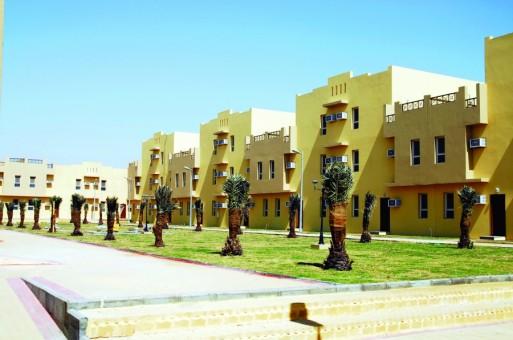 الإسكان الخيري لمؤسسة الأمير محمد بن فهد (2)
