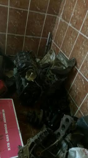 الإطاحة بعصابة من 7 أشخاص لسرقة سيارات في #بيش1