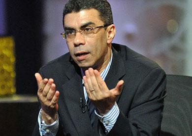 الإعلامي المصري ياسر رزق