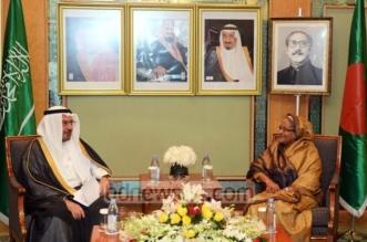 بالصور.. إعلام بنجلاديش يُبرز لقاءات الشيخة حسينة في السعودية - المواطن