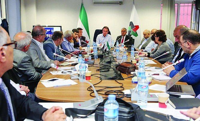 الاجتماع الموسع للمعارضة السورية