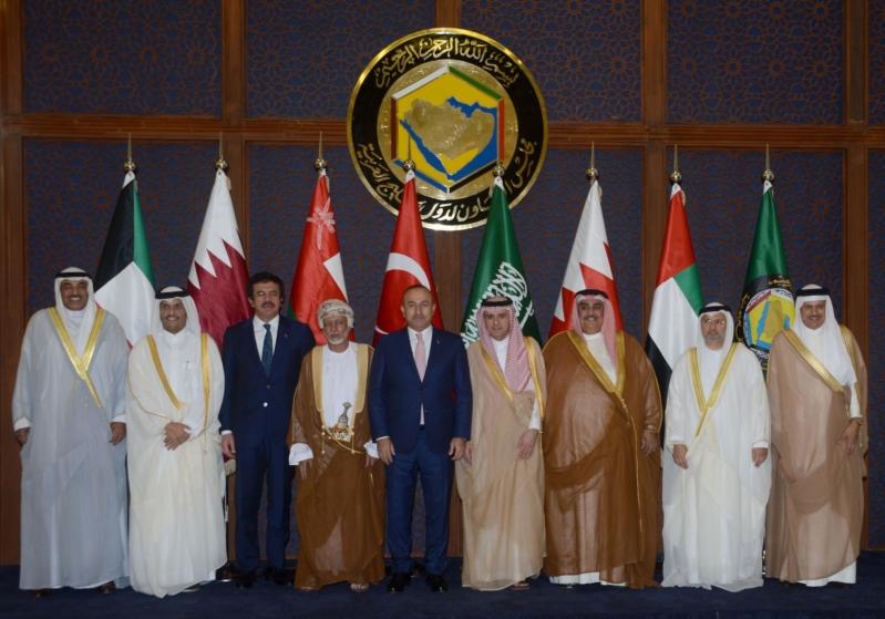 الاجتماع الوزاري الخليجي التركي الخامس