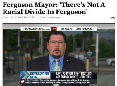 الاحتجاجات تجوب شوارع أمريكا تنديداً بعنف الشرطة (1)