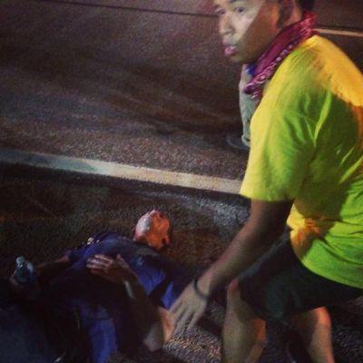الاحتجاجات تجوب شوارع أمريكا تنديداً بعنف الشرطة (11)