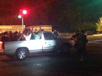 الاحتجاجات تجوب شوارع أمريكا تنديداً بعنف الشرطة (13)