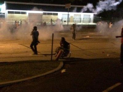 الاحتجاجات تجوب شوارع أمريكا تنديداً بعنف الشرطة (6)