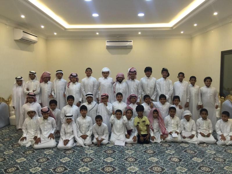 الاحتفال بتخريج 60 حافظ للقرآن في مركز ام الساهك 1