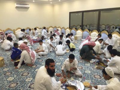 الاحتفال بتخريج 60 حافظ للقرآن في مركز ام الساهك 2