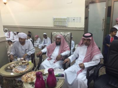 الاحتفال بتخريج 60 حافظ للقرآن في مركز ام الساهك