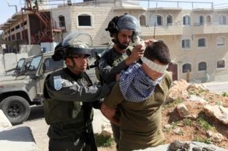 قوات الاحتلال تقمع مسيرة نعلين الأسبوعية بفلسطين - المواطن