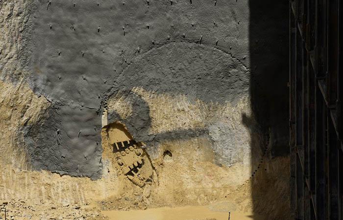 """الاختراق الأخير لـ منيفة"""" يُنهي حفر المسار الأزرق بقطار الرياض"""