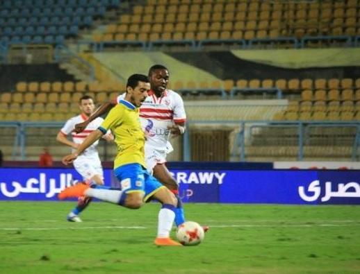 ترتيب الدوري المصري بعد نتيجة مباراة الإسماعيلي ضد الزمالك