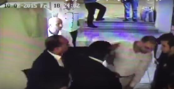 الاعتداء على عامل مصري في العقبة 2
