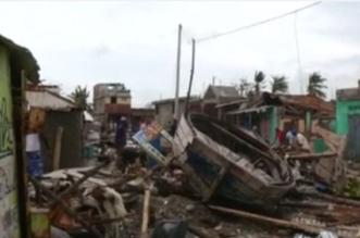 بالفيديو.. الأسوأ منذ عقد.. الإعصار ماثيو يخلّف 17 قتيلًا - المواطن