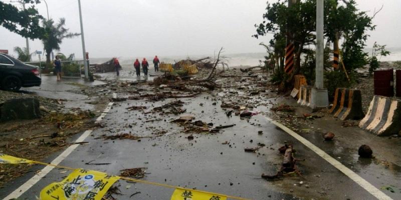الأقوى منذ عام 1949.. انقطاع الكهرباء عن أجزاء من الصين بعد وصول الإعصار ميرانتي