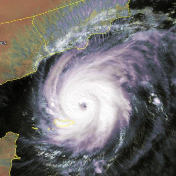 الاعصار ميغ