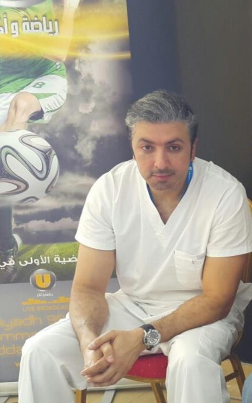 الاعلامي-محمد المقبل