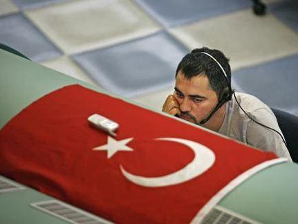 توقعات بانكماش الاقتصاد التركي ووصول التضخم إلى ذروته - المواطن