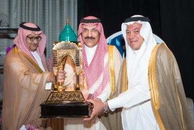 الامير احمد بن عبدالعزيز يدشن فيلم آل زهايمر11