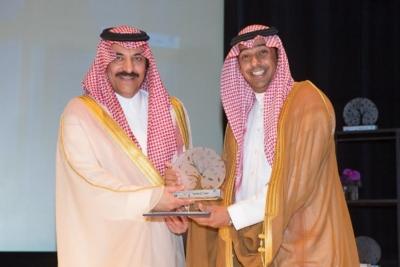 الامير احمد بن عبدالعزيز يدشن فيلم آل زهايمر3