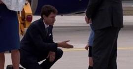 شاهد.. هكذا أحرج الأمير جورج رئيس الوزراء الكنديّ! - المواطن