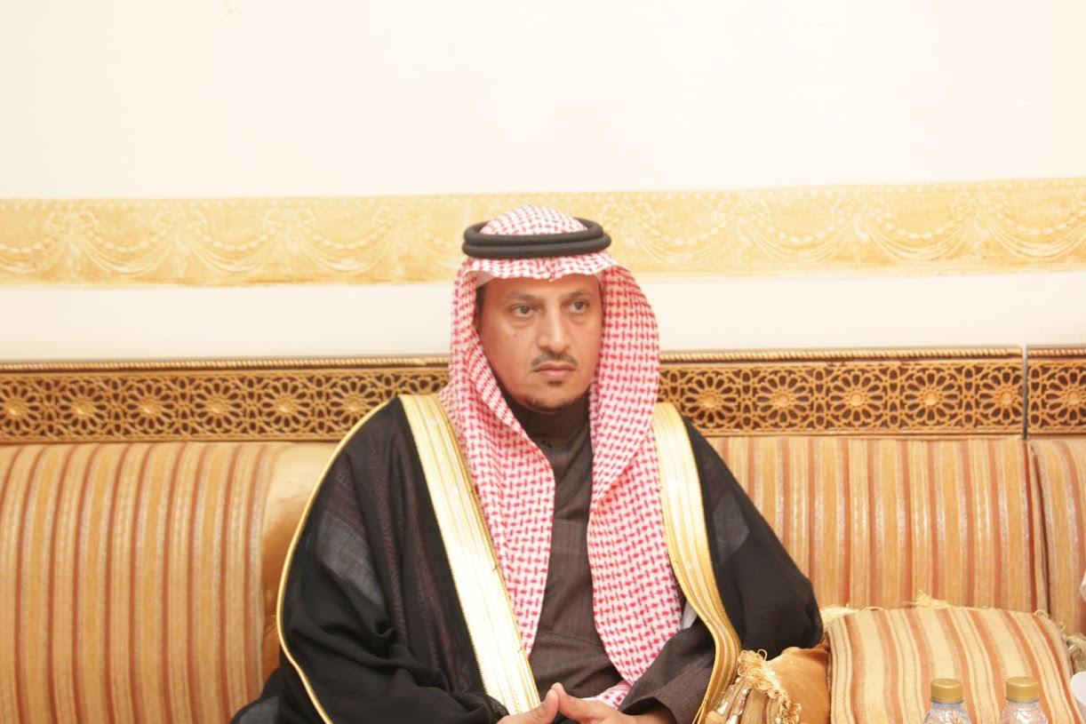 الامير سعود بن عبدالرحمن بضيافة ابن نومة (1)