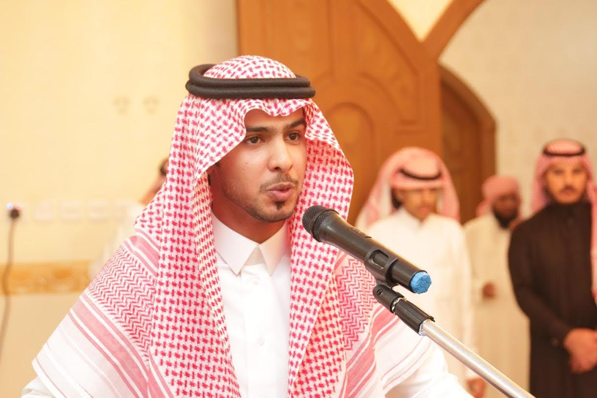 الامير سعود بن عبدالرحمن بضيافة ابن نومة (10)