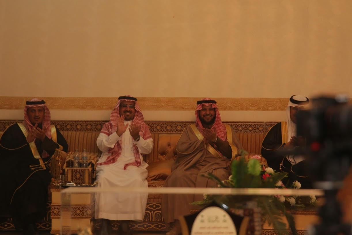 الامير سعود بن عبدالرحمن بضيافة ابن نومة (11)