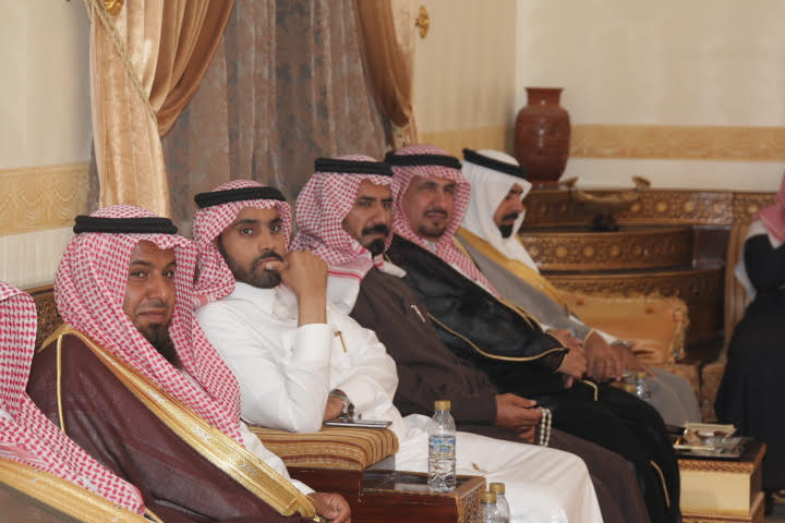 الامير سعود بن عبدالرحمن بضيافة ابن نومة (12)