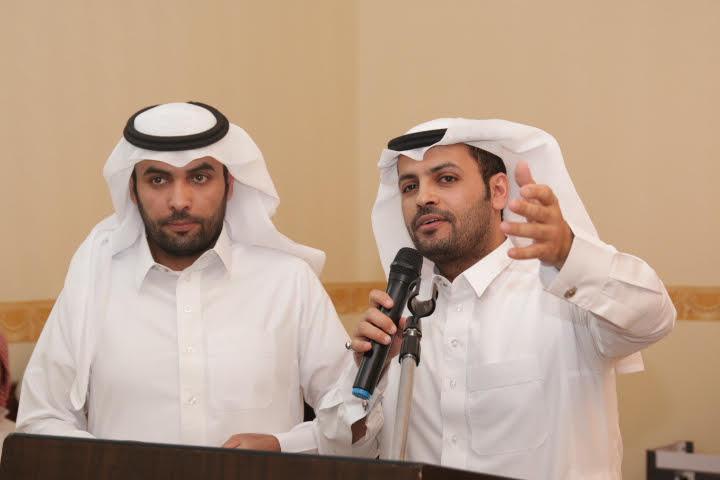 الامير سعود بن عبدالرحمن بضيافة ابن نومة (2)