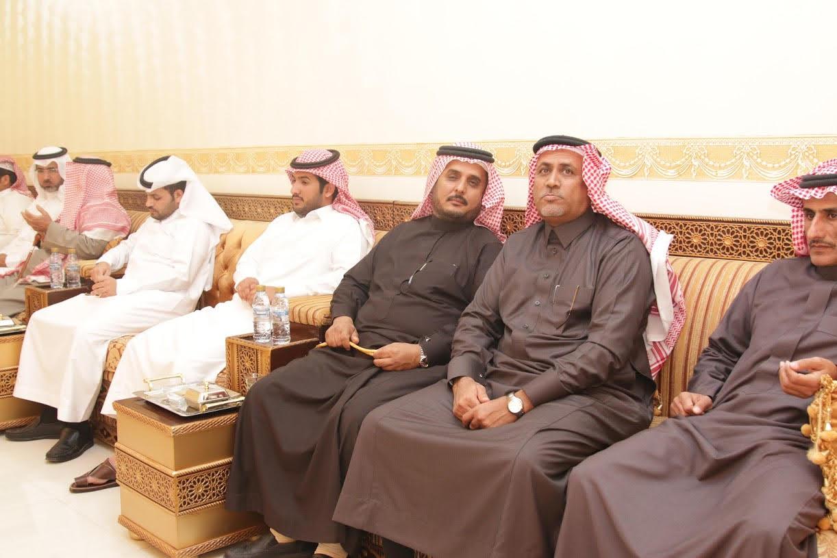 الامير سعود بن عبدالرحمن بضيافة ابن نومة (20)
